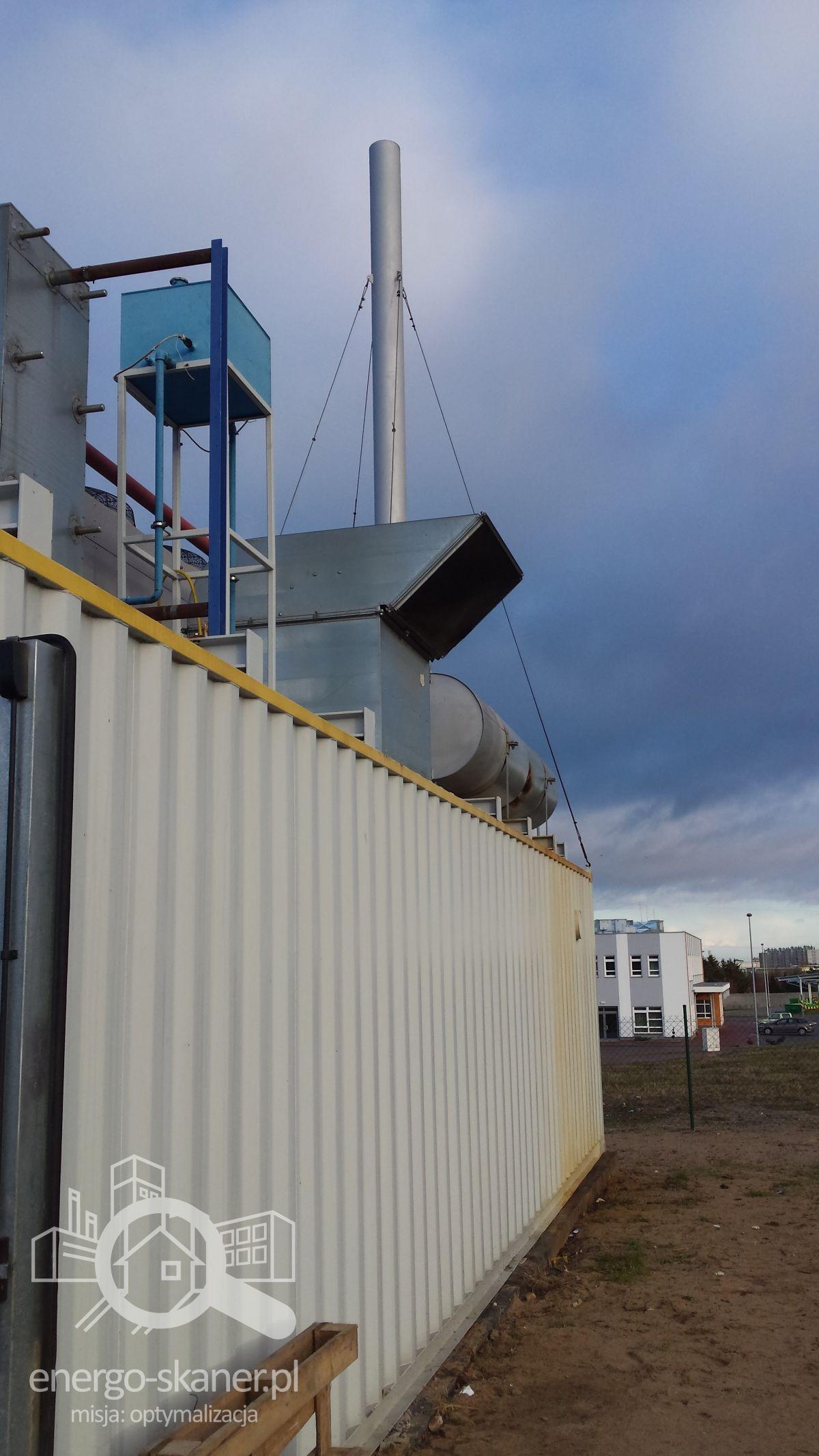 Audyt energetyczny źródła kogeneracyjnego na biogaz